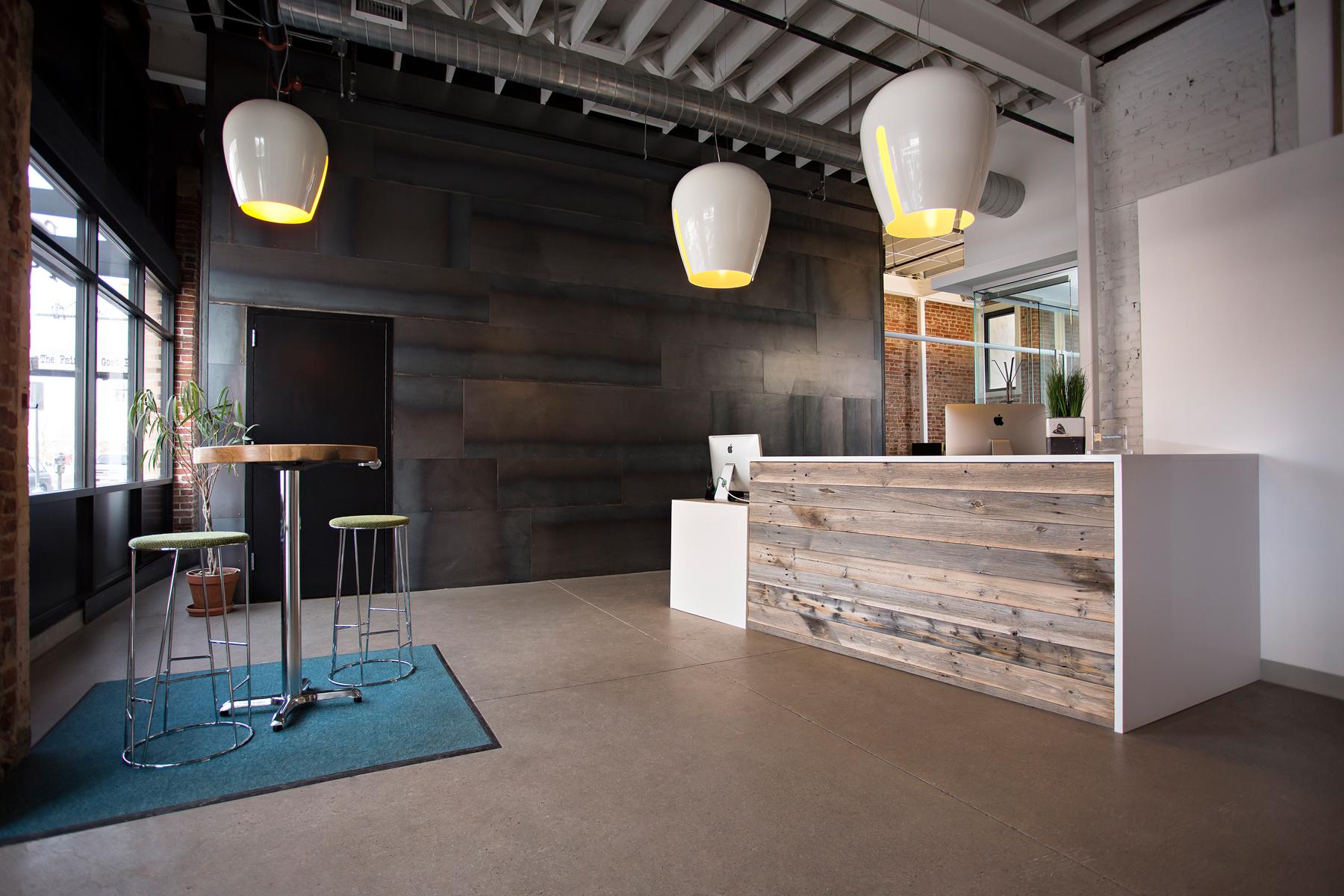 Denver Real Estate Office Commercial Remodel