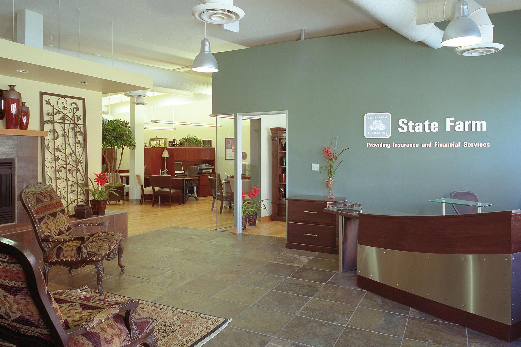 State Farm Commercial Office Buildout Denver