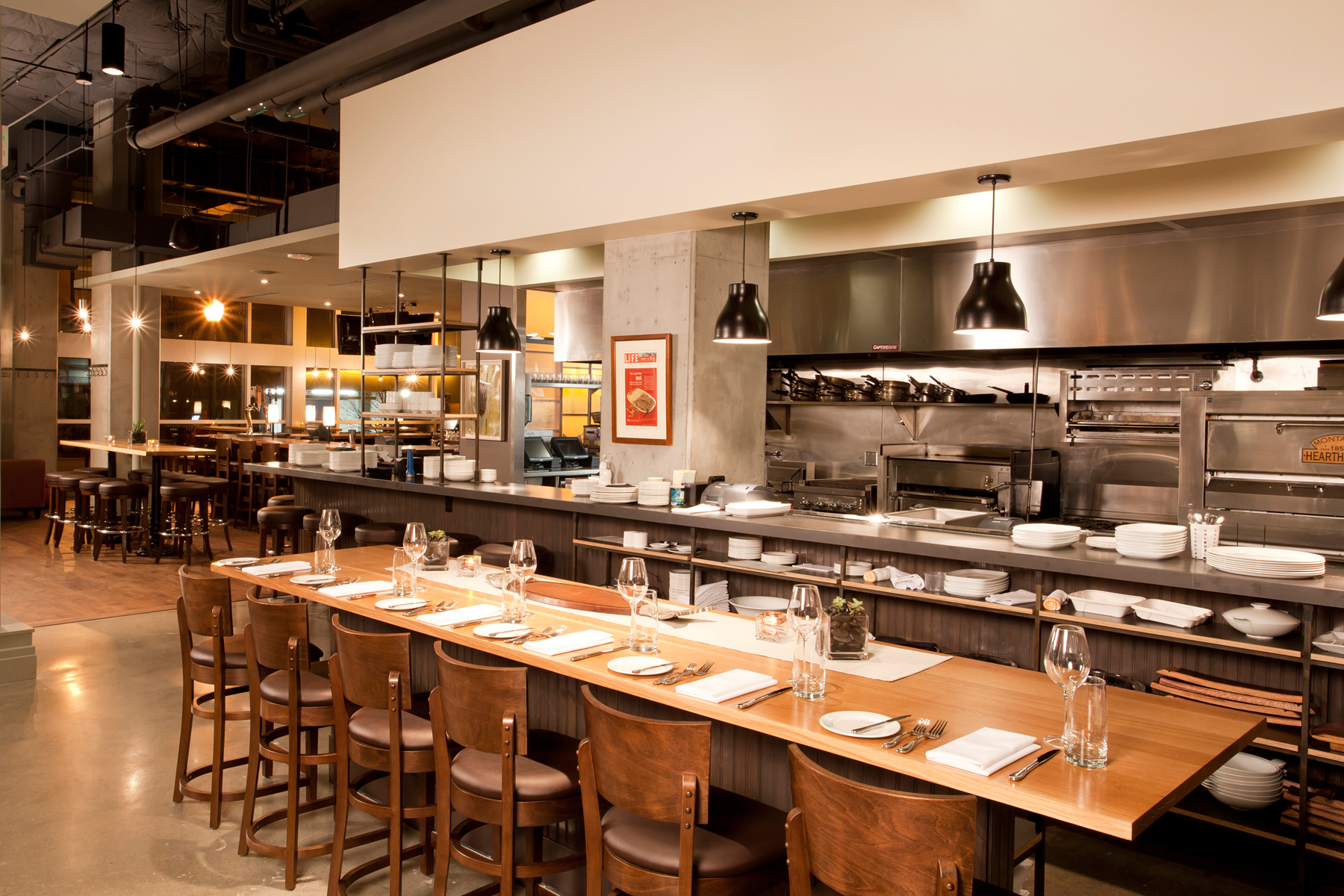 Restaurant Builder Coohills Denver
