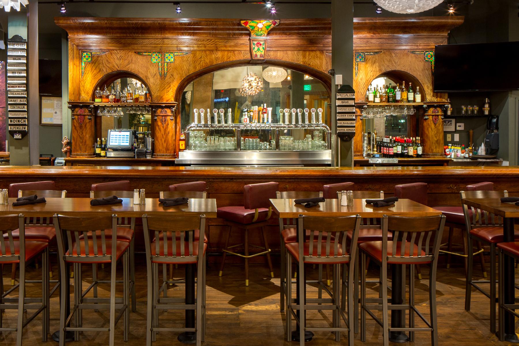Colorado Springs Restaurant Remodel