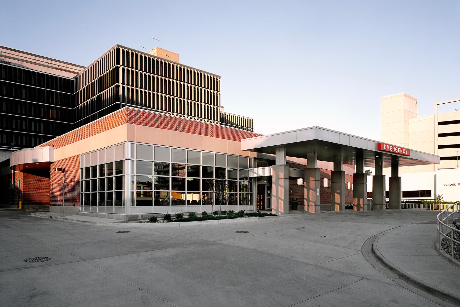 New Construction Hospital Addition, Denver Colorado