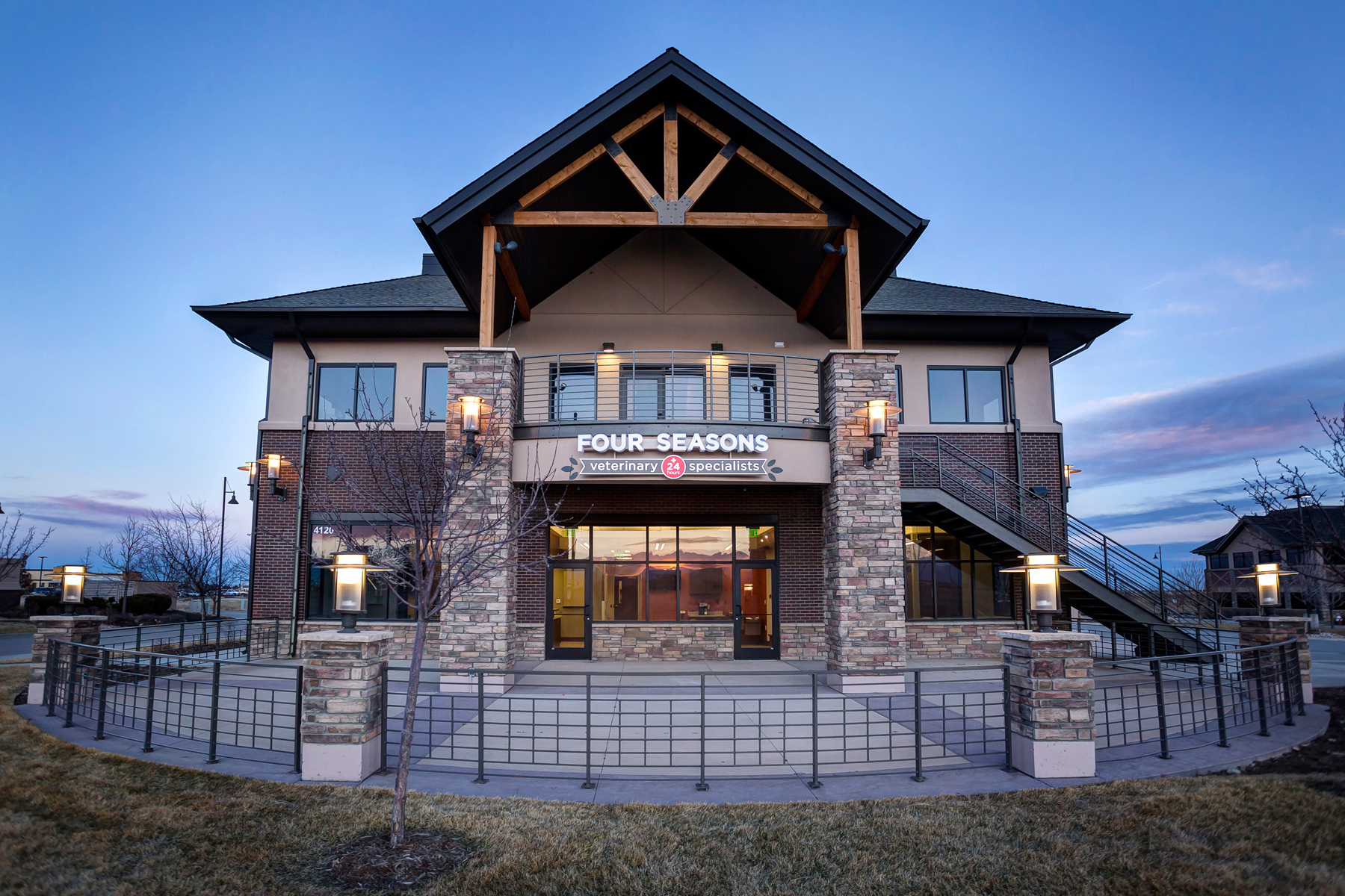 Veterinary Hospital Construction- Jordy Construction Colorado 3