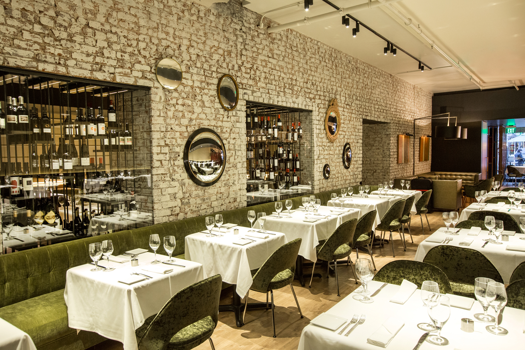 Restaurant Remodel, Downtown Denver- Jordy Construction Rioja 1