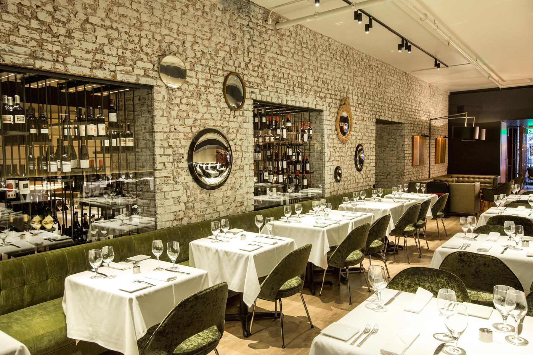 Denver Restaurant Remodel