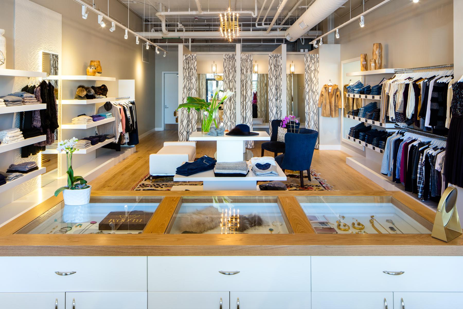 Retail Store Buildout, Denver Colorado