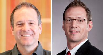 Sean Wardroup and Ross Rosenow, Jordy Construction