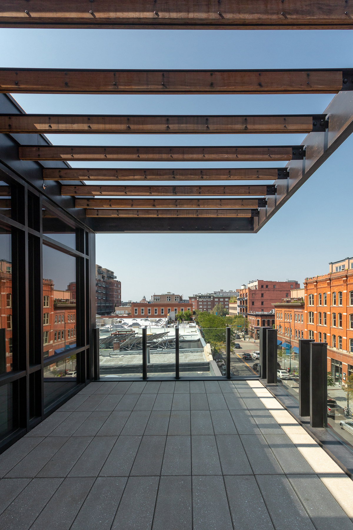 New Building Construction, Denver Colorado