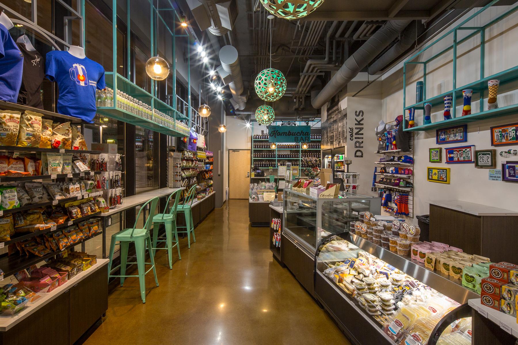 Retail Mini Market Buildout, Denver Colorado
